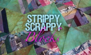 strippy scrappy blocks